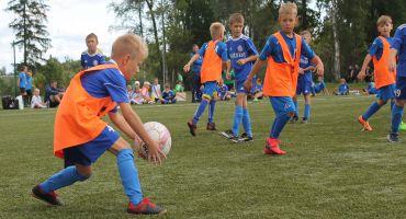 Minifutbola turnīrs bērniem U9 vecuma grupā