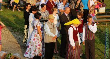 Novada svētku Mežvidu koncerts